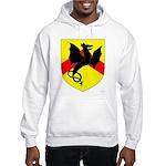 Chagatai Burilgi's Hooded Sweatshirt