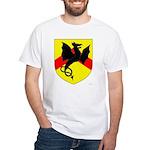 Chagatai Burilgi's White T-Shirt