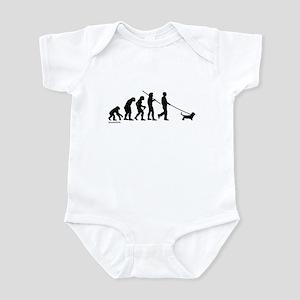 Basset Evolution Infant Bodysuit