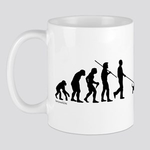 Basset Evolution Mug