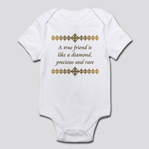 Friend Diamond Infant Bodysuit