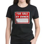 For Sale By Owner Women's Dark T-Shirt