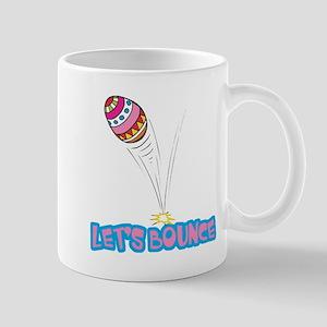 Let's Bounce Easter Egg Mug