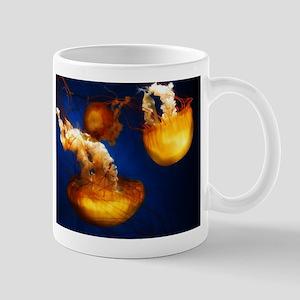 Pacific Sea Nettles Mug