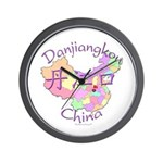 Danjiangkou China Wall Clock