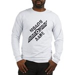 MOLON LABE! Long Sleeve T-Shirt