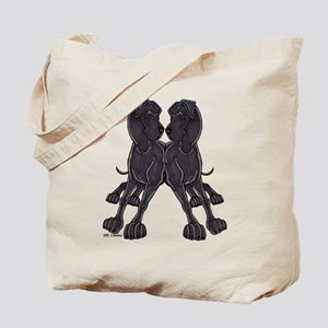 NNBlk Lean Tote Bag