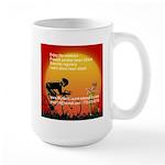 Large Exercise Mug
