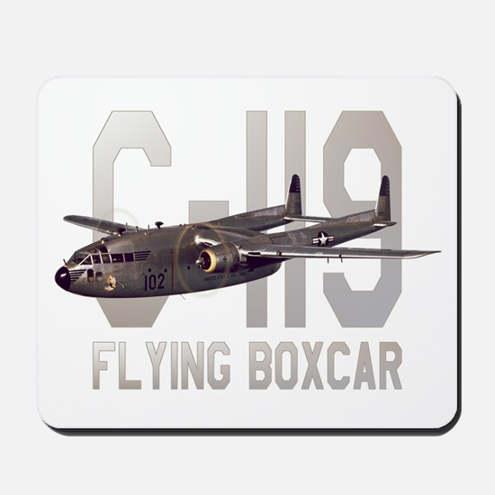 C-119 Flying Boxcar Mousepad