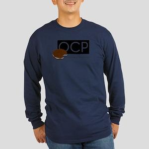 OCP - Oatmeal Creme Pie Long Sleeve Dark T-Shirt