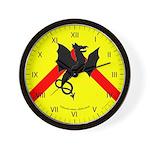 Chagatai Burilgi's Wall Clock