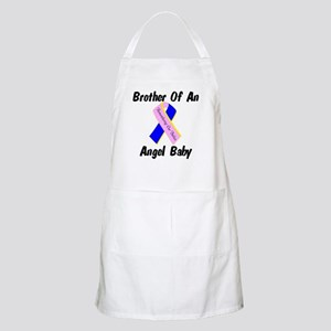 Brother Of An Angel Baby - Ri BBQ Apron