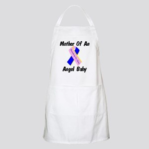 Mother Of An Angel Baby BBQ Apron