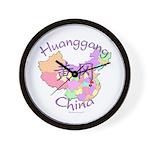 Huanggang China Wall Clock
