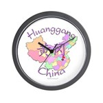Huanggang China Wall Clock
