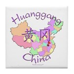Huanggang China Tile Coaster
