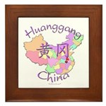 Huanggang China Framed Tile