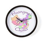 Huangmei China Wall Clock