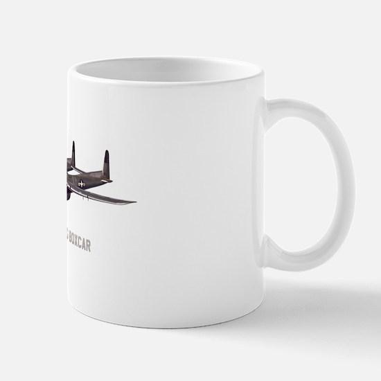 C-119 Flying Boxcar Mug