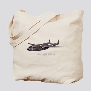 C-119 Flying Boxcar Tote Bag