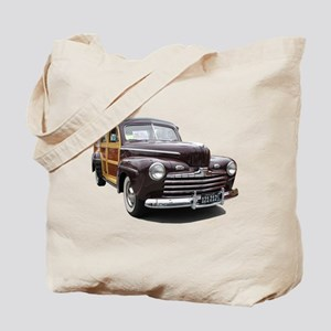 Helaine's Ford Woody Tote Bag