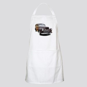 Helaine's Ford Woody BBQ Apron