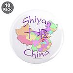 Shiyan China Map 3.5