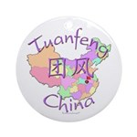 Tuanfeng China Ornament (Round)