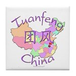 Tuanfeng China Tile Coaster