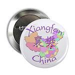 Xiangfan China Map 2.25