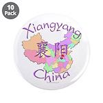 Xiangyang China Map 3.5