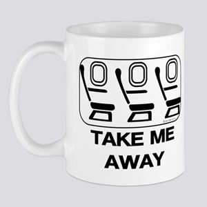 *NEW DESIGN* Take Me Away Mug