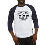 *NEW DESIGN* Take Me Away Baseball Jersey