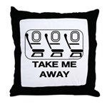 *NEW DESIGN* Take Me Away Throw Pillow