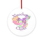 Xiaochang China Ornament (Round)