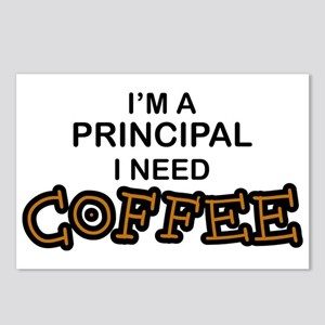 Principal Need Coffee Postcards (Package of 8)