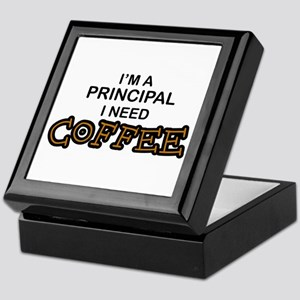 Principal Need Coffee Keepsake Box