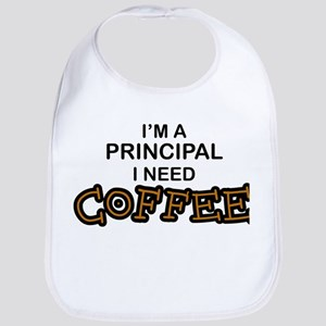 Principal Need Coffee Bib