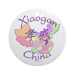 Xiaogan China Ornament (Round)