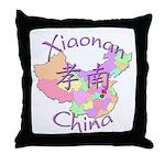 Xiaonan China Throw Pillow