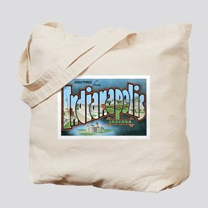 Indianapolis Indiana IN Tote Bag