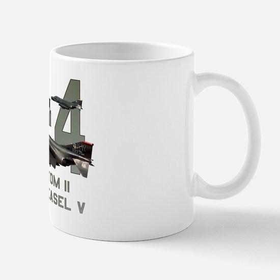 F-4 Wild Weasel Phantom Mug