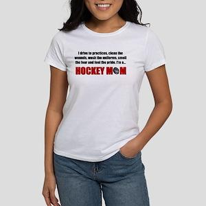 Hockey Mom Women's T-Shirt