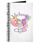 Yichang China Map Journal