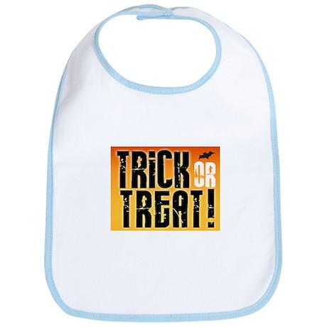 Trick or Treat Bib