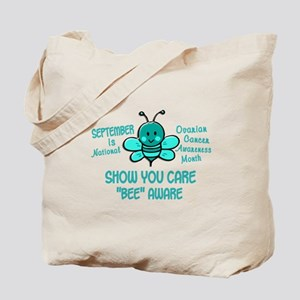 Ovarian Cancer Awareness Month 4.1 Tote Bag