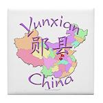 Yunxian China Tile Coaster