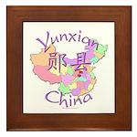 Yunxian China Framed Tile
