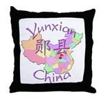 Yunxian China Throw Pillow