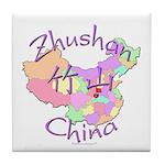 Zhushan China Tile Coaster